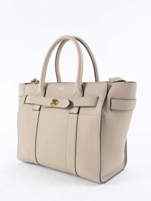 Mulberry: totes bags online - Bayswater leather small tote