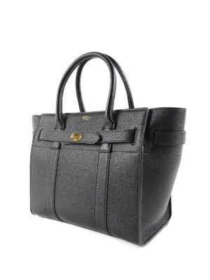 Mulberry: totes bags online - Bayswater small leather tote