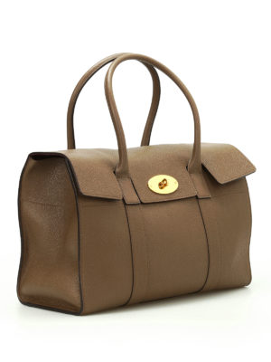 Mulberry: totes bags online - New Bayswater small tote