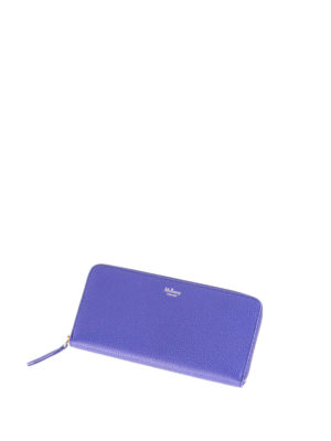 Mulberry: wallets & purses online - Hammered leather wallet