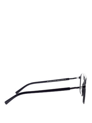 Mykita: glasses online - Gylfi mask eyeglasses