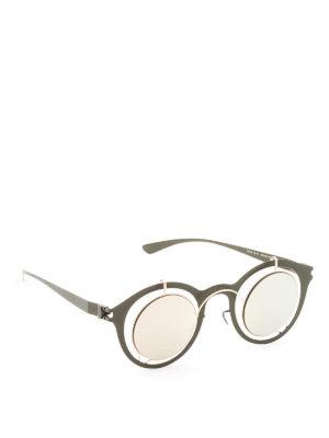 Mykita: sunglasses - Bradflied sunglasses