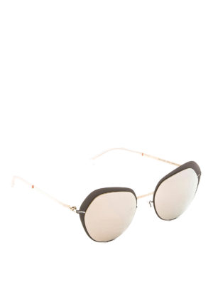 Mykita: sunglasses - Lite Sun Mette sunglasses