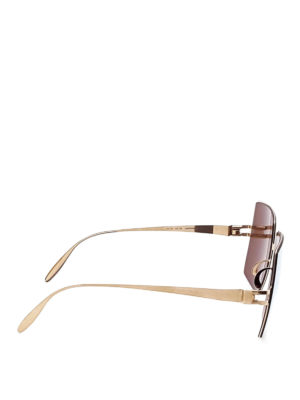 Mykita: sunglasses online - Dusty 292 sunglasses