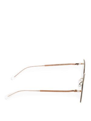 Mykita: sunglasses online - Studio 7.1 square-shaped sunglasses