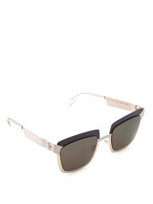Mykita: sunglasses - Studio 42 sunglasses