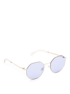 Mykita: sunglasses - Studio 7.2 panto-shaped sunglasses