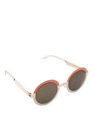 Mykita: sunglasses - Studio4.3 sunglasses