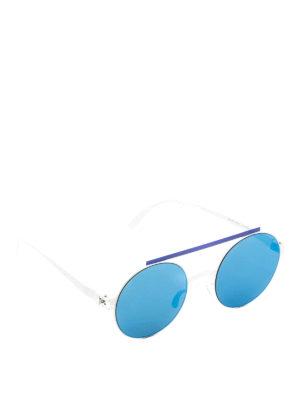 Mykita: sunglasses - Verbal Mykita+Ambush sunglasses