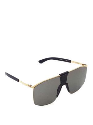 Mykita: sunglasses - Yarrow Mh16 sunglasses