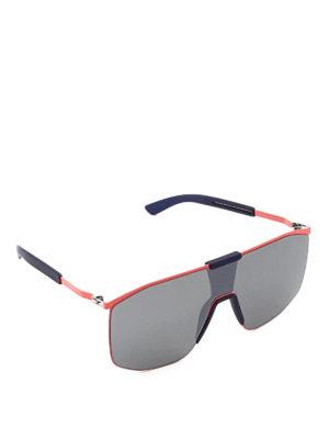 Mykita: sunglasses - Yarrow sunglasses