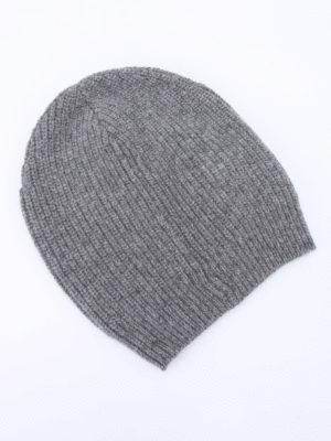 N°21: beanies online - Embellished ribbed wool beanie