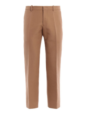 N°21: casual trousers - Cotton cropped trousers