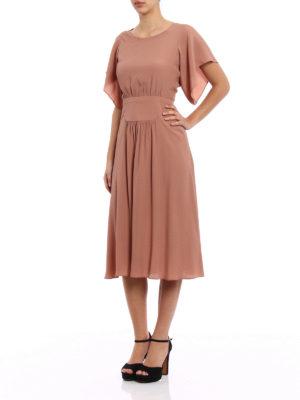 N°21: cocktail dresses online - Silk blend crepe dress