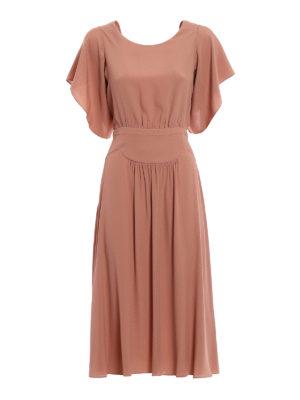 N°21: cocktail dresses - Silk blend crepe dress