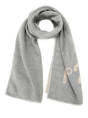 N°21: scarves - N°21 wool blend scarf