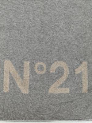 N°21: scarves online - N°21 wool blend scarf