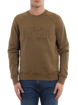 N°21: Sweatshirts & Sweaters online - N°21 cotton sweatshirt