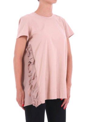 N°21: t-shirts online - Ruffled T-shirt