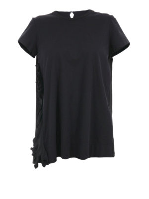N°21: t-shirts - Ruffled T-shirt