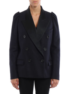 N°21: Tailored & Dinner online - Cashmere blend double-breast blazer