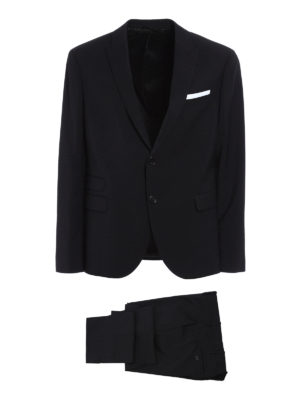 Neil Barrett: formal suits - Wool blend two-piece suit