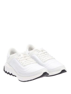 Neil Barrett: trainers online - Leather and mesh sneakers