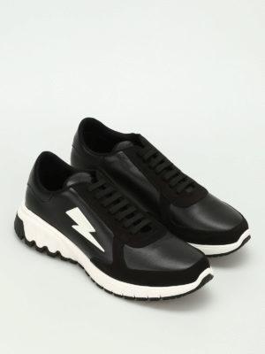 Neil Barrett: trainers online - Urban Runner sneaker