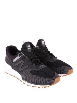 NEW BALANCE: sneakers online - Sneaker 574 Sport nere