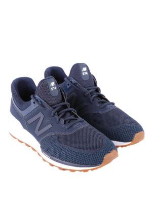 NEW BALANCE: sneakers online - Sneaker 574 Sport blu