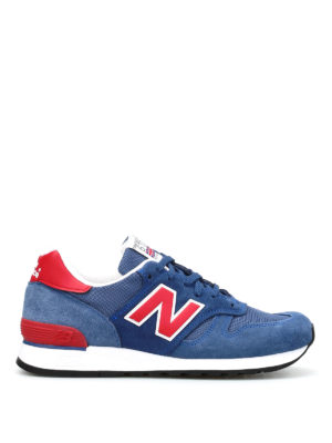 New Balance: trainers - 670 Classics running sneakers