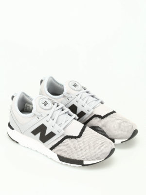 New Balance: trainers online - 247 technical knit sneakers