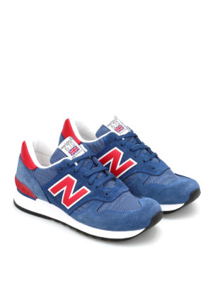 New Balance: trainers online - 670 Classics running sneakers