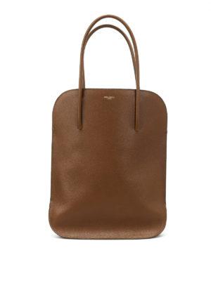 Nina Ricci: totes bags - Irrisor grain leather tote
