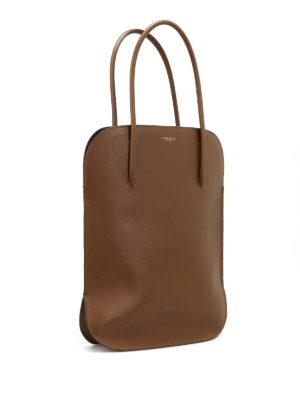 Nina Ricci: totes bags online - Irrisor grain leather tote