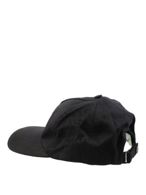 OFF-WHITE: cappelli online - Cappellino da baseball Woman