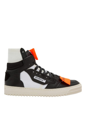 Off-White: trainers - Low 3.0 bicolour sneakers