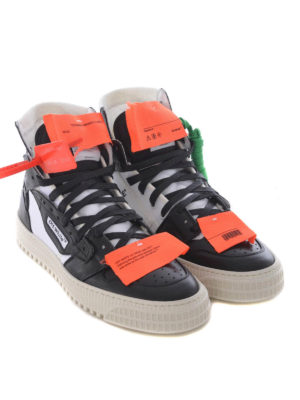 Off-White: trainers online - Low 3.0 bicolour sneakers