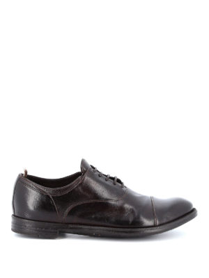 OFFICINE CREATIVE: lace-ups shoes - Arc/501 Ignis Oxford shoes