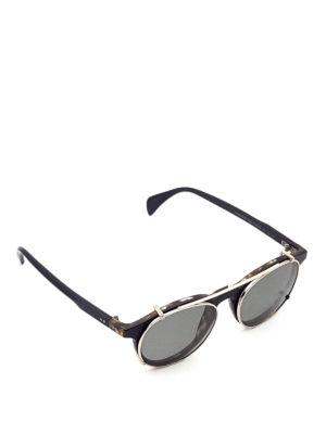 Oliver Goldsmith: glasses - Robinson optical glasses