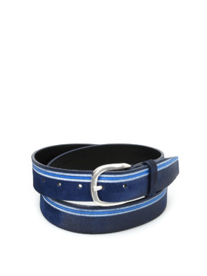 Orciani: belts - Cloudy Line belt