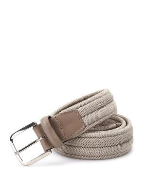 Orciani: belts - Elast braided elastic belt