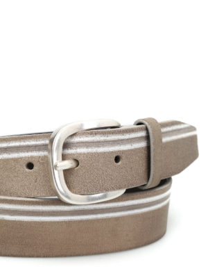 Orciani: belts online - Cloudy Line belt