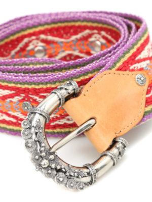 Orciani: belts online - Ethnic Soul belt