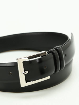 Orciani: belts online - Polish leather belt