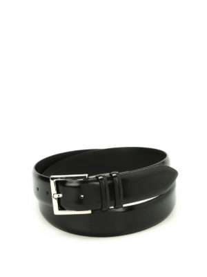 Orciani: belts - Toledo brushed leather belt