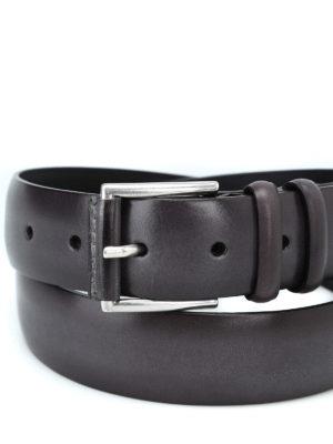 ORCIANI: cinture online - Cintura Buffer color antracite