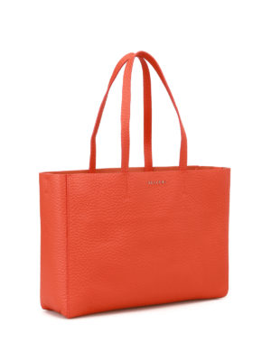 Orciani: shoulder bags online - Soft leather rectangular bag