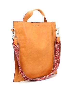 Orciani: shoulder bags online - Soul bag