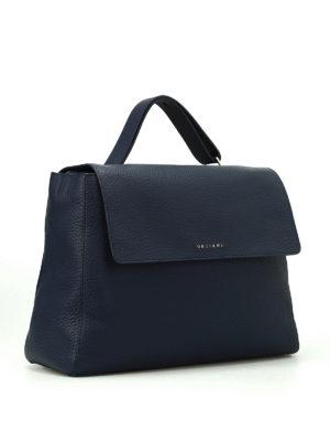 Orciani: shoulder bags online - Sveva Soft leather bag